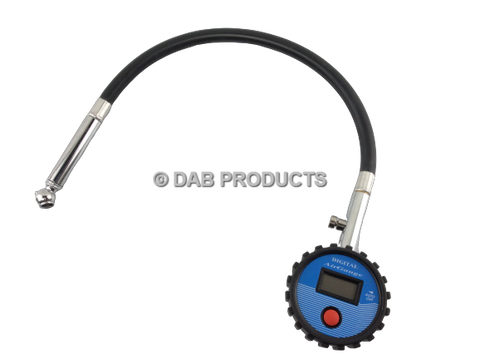 DAB PRODUCTS DIGITAL TYRE GAUGE 0-200PSI TRS MONTESA SHERCO GAS GAS BETA ETC