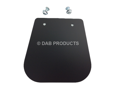 DAB PRODUCTS TRIALS UNIVERSAL FRONT MUDGUARD EXTENDER FLAP KIT GAS GAS BETA 4RT