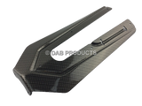 DAB PRODUCTS BETA EVO REAR MUDGUARD FENDER EXTENSION 2009-2020 MODELS
