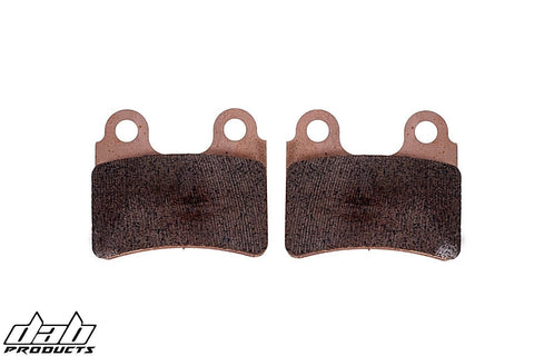 DAB PRODUCTS FRONT BRAKE PADS FOR GAS GAS SCORPA SHERCO OSSA BETA MONTESA ETC