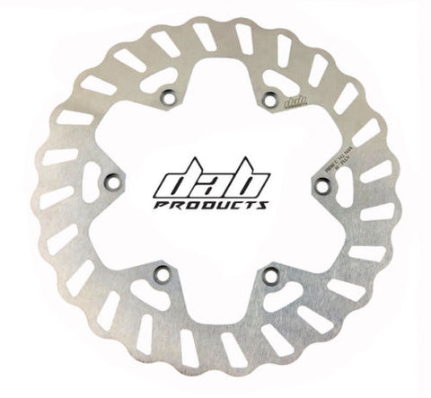 DAB PRODUCTS WAVY REAR BRAKE DISC HUSQVARNA HUSABERG  125-650cc 1999-2018