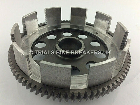 1992 GAS GAS GT32 CLUTCH BASKET WITH GEARS
