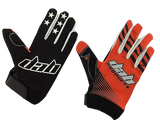 DAB PRODUCTS TEAM TRIALS GLOVES 1PR RED / BLACK