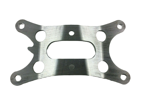 DAB PRODUCTS UNIVERSAL FRONT MUDGUARD FENDER BRACE BRACKET BSA FANTIC GAS GAS