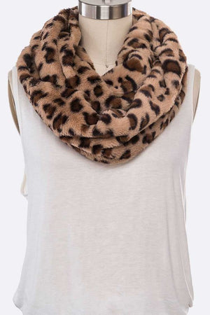 Don't Change Your Spots Infinity Scarf
