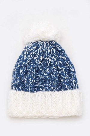 Soft and Speckled Beanie