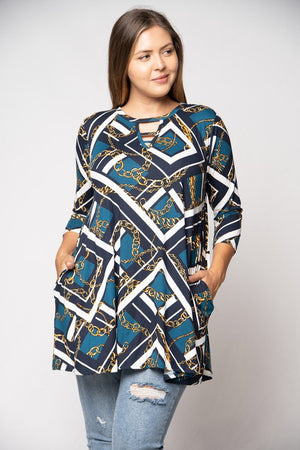 Unchained Melody Tunic