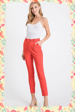 The Boss is Back Ponte Pants