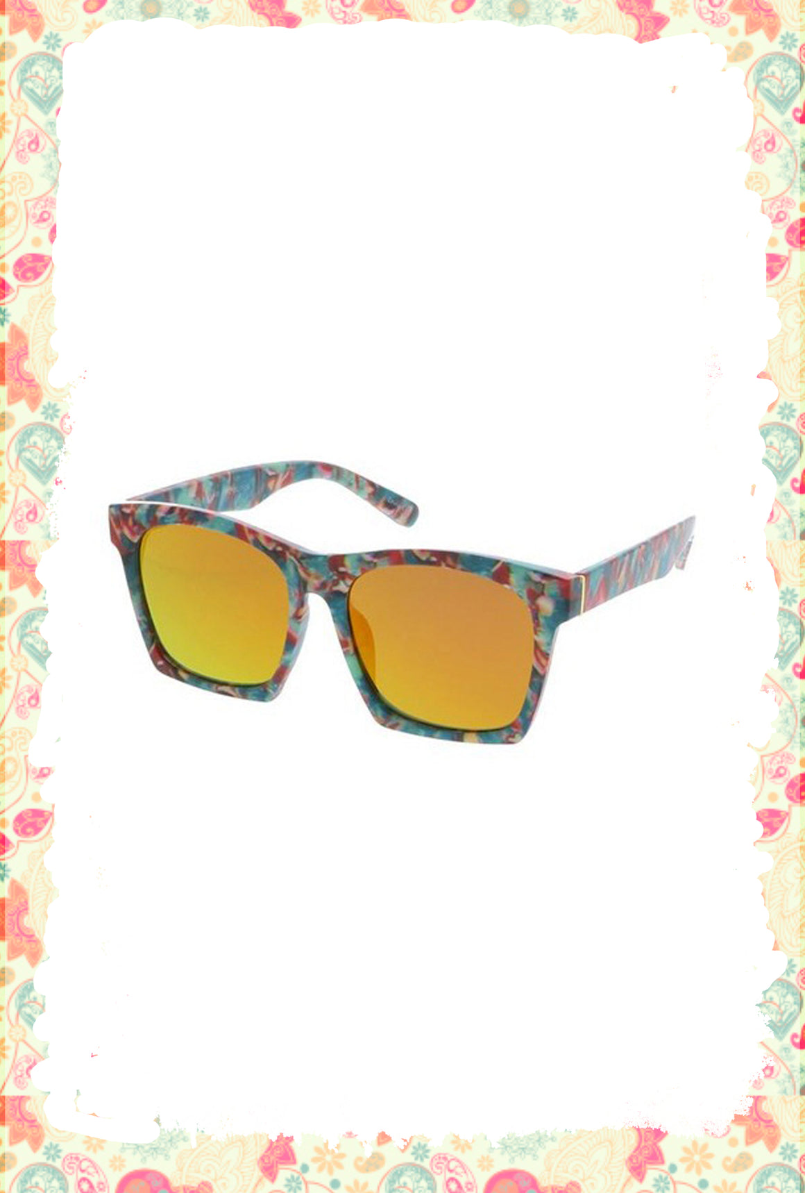 Sun Day Someday Sunglasses