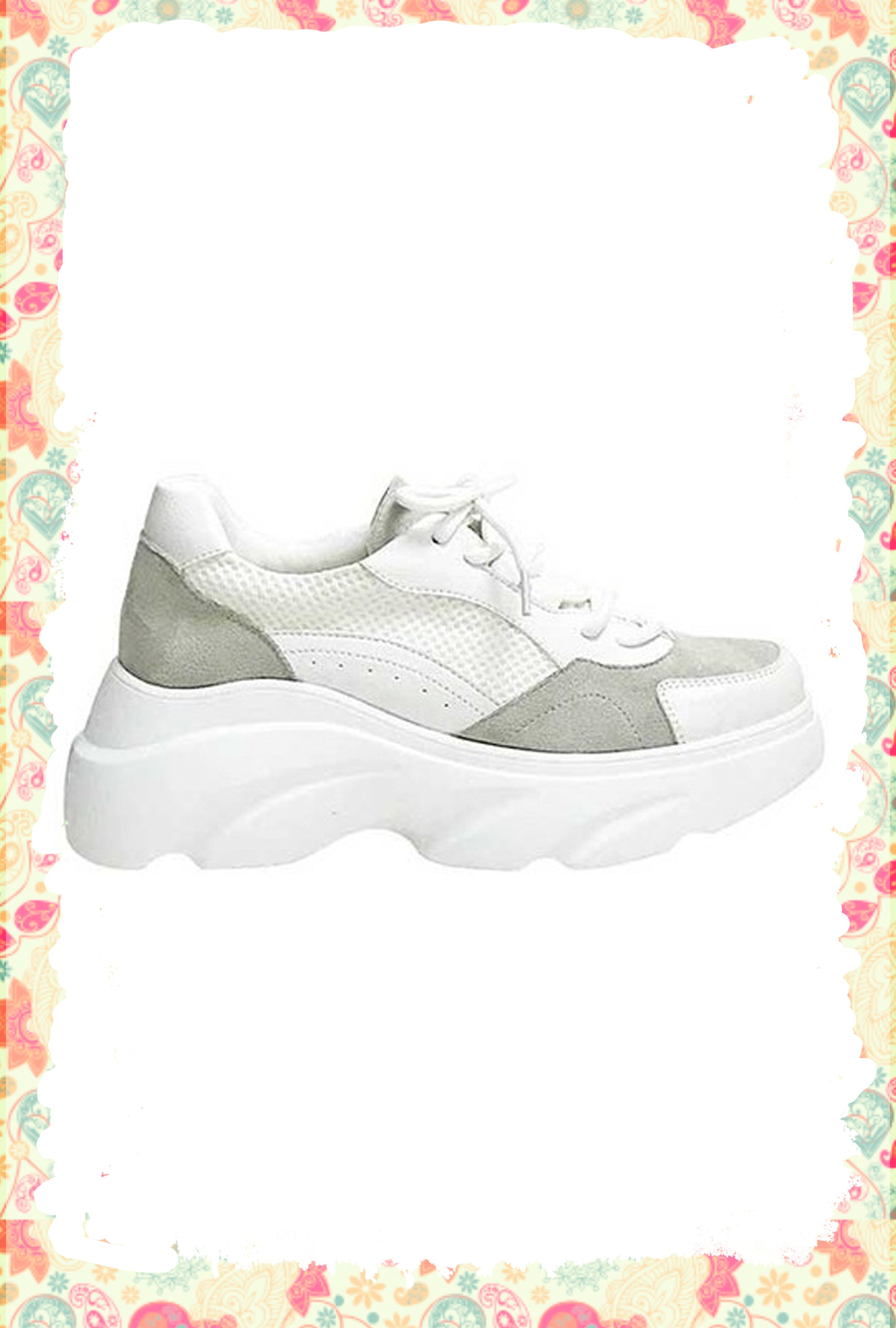 Get Movin' Girl Chunky Sneakers