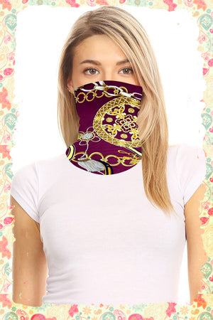 Bandeau Face Protector Hair Band