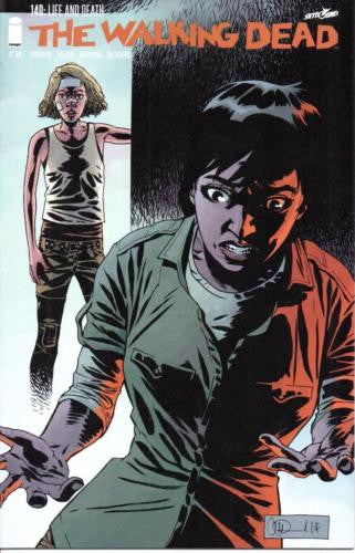 IMAGE WALKING DEAD #140