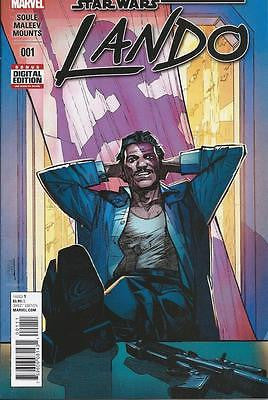 MARVEL STAR WARS LANDO #1