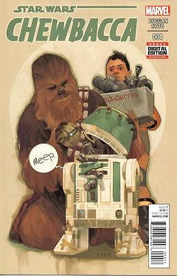 MARVEL STAR WARS CHEWBACCA #4
