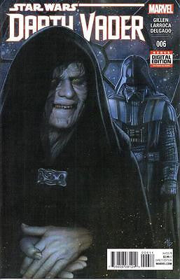 MARVEL STAR WARS DARTH VADER #6