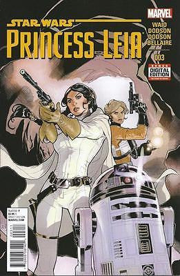MARVEL STAR WARS PRINCESS LEIA #3