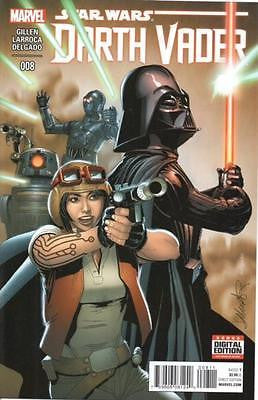 MARVEL STAR WARS DARTH VADER #8
