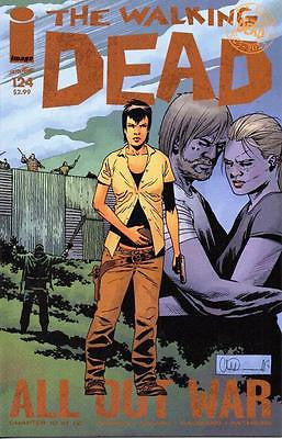 IMAGE WALKING DEAD #124