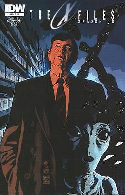IDW X FILES SEASON 10 #10