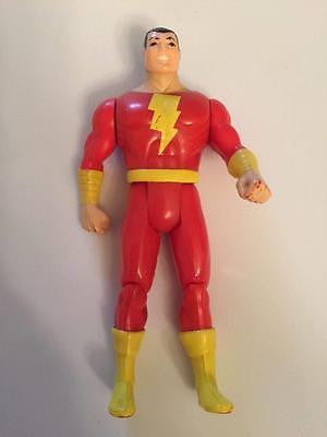 VINTAGE 1986 DC SUPER POWERS SHAZAM NOT COMPLETE (MISSING CAPE)