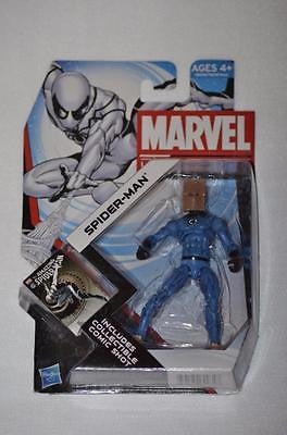 MARVEL UNIVERSE 2012 SPIDER-MAN BAG HEAD VARIANT SERIES 4 014