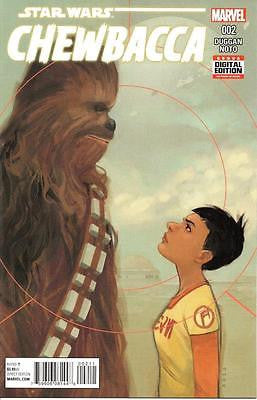 MARVEL STAR WARS CHEWBACCA #2