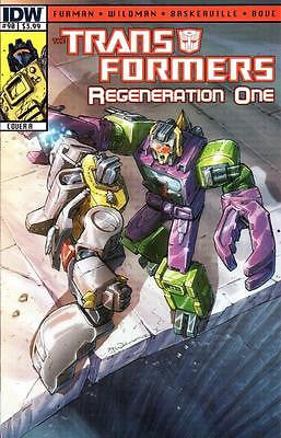 IDW TRANSFORMERS REGENERATION ONE #90