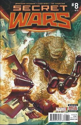 MARVEL 2015 SECRET WARS #8