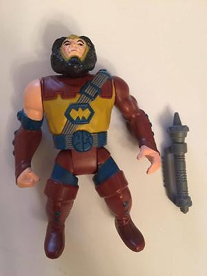 VINTAGE 1985 DC SUPER POWERS KALIBAK 100% COMPLETE