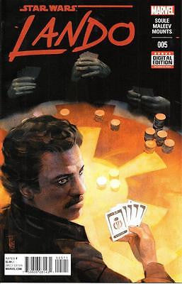 MARVEL STAR WARS LANDO #5