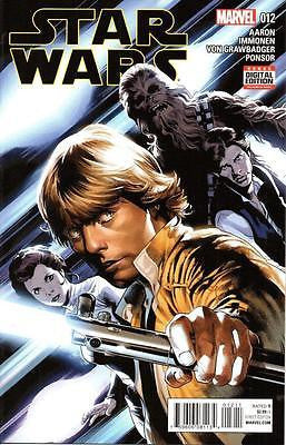 MARVEL STAR WARS #12