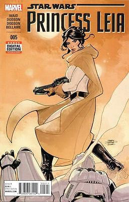 MARVEL STAR WARS LEIA #5