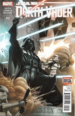 MARVEL STAR WARS DARTH VADER #12