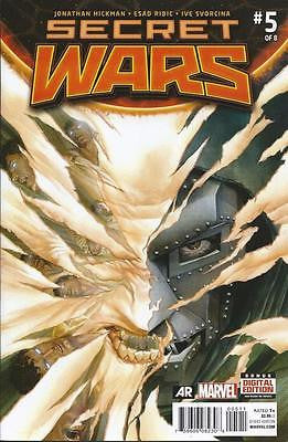 MARVEL 2015 SECRET WARS #5