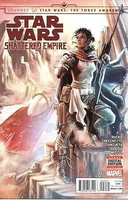 MARVEL STAR WARS SHATTERED EMPIRE #2