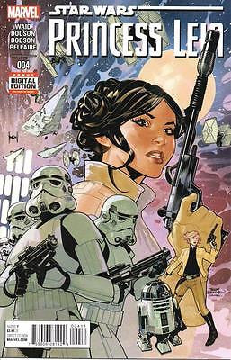 MARVEL STAR WARS PRINCESS LEIA #4