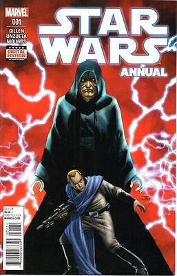 MARVEL STAR WARS ANNUAL #1