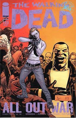 IMAGE WALKING DEAD #125
