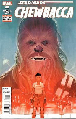 MARVEL STAR WARS CHEWBACCA #1