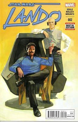 MARVEL STAR WARS LANDO #2