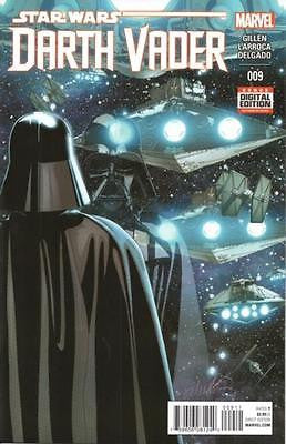 MARVEL STAR WARS DARTH VADER #9