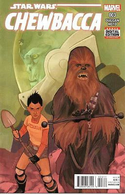 MARVEL STAR WARS CHEWBACCA #3