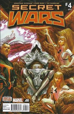 MARVEL 2015 SECRET WARS #4