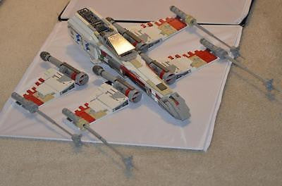 LEGO STAR WARS 7191 ULTIIMATE COLLECTOR'S EDITION X-WING