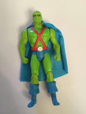 VINTAGE 1985 DC SUPER POWERS MARTIAN MANHUNTER 100% COMPLETE