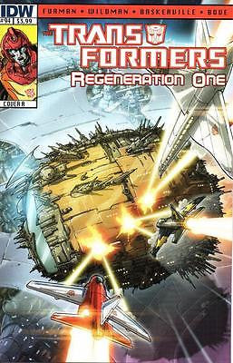 IDW TRANSFORMERS REGENERATION ONE #94