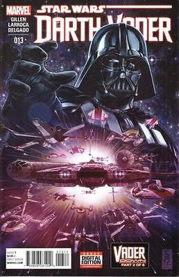 MARVEL STAR WARS DARTH VADER #13