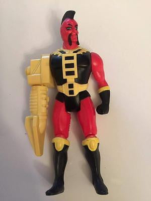 VINTAGE 1986 DC SUPER POWERS TYR 100% COMPLETE
