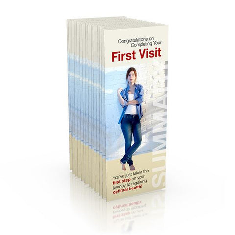 First Visit Pamphlets