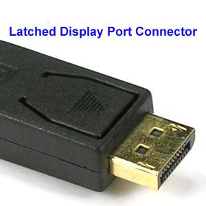 15Ft Display Port Male/Male Cable